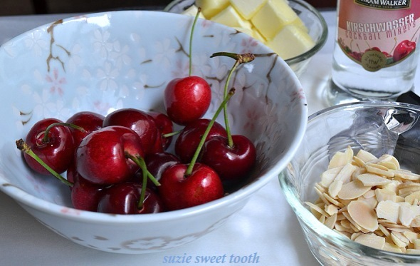 Cherries for pithivier