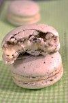 Black Sesame Macarons1