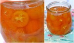 Candied Kumquats Collage1