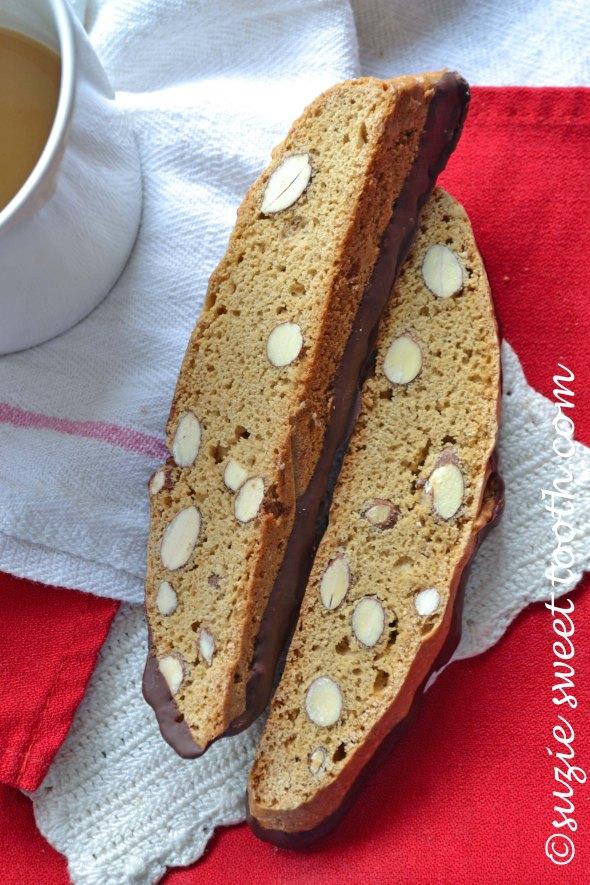 Coffee Biscotti 1