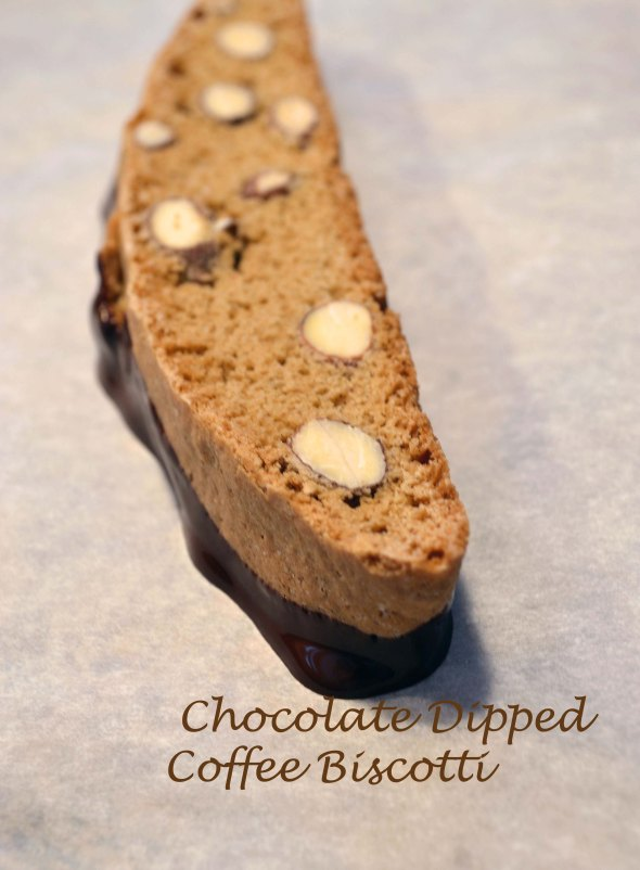 Coffee Biscotti 3