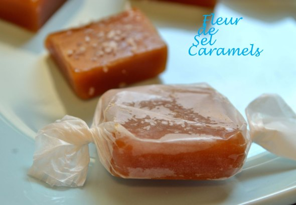 Salted Caramel wrapped
