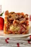 Strawberrry Crumb Cake