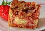 Strawberry Crumb Cake4h