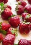 fresh strawberries 1
