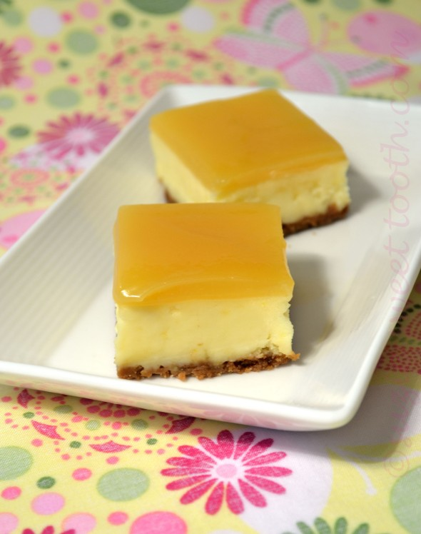 Lemon Cheesecake Squares 3