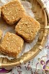 Peanut Butter Sesame Cookies2