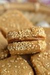 Peanut Butter SesameCookies