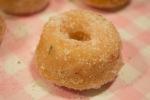 Sakura Sugar Donuts