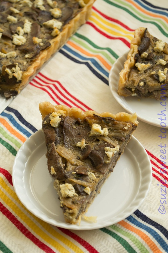 mushroom tart 3