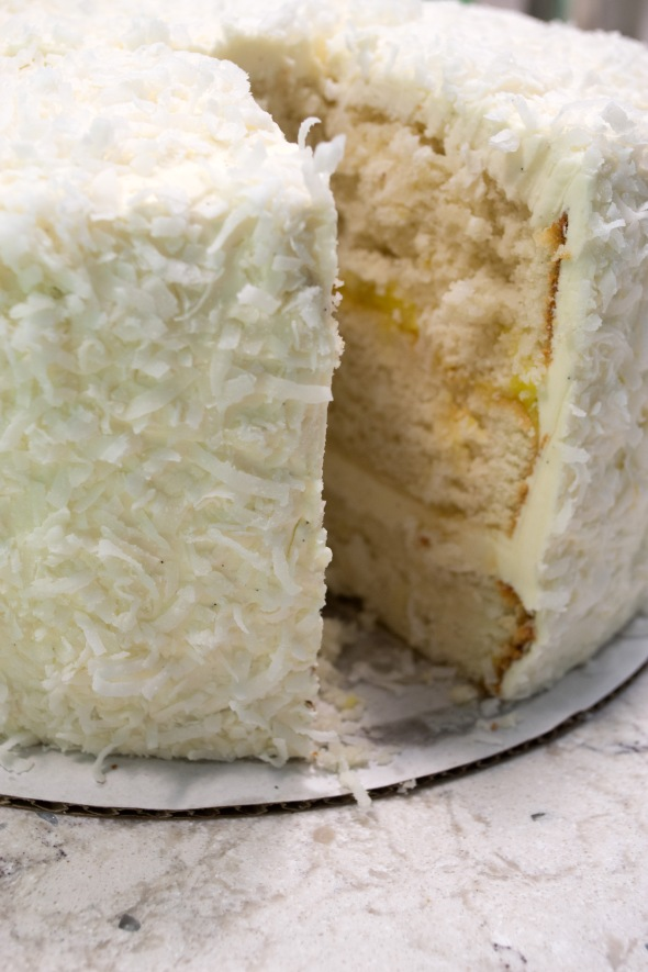 Pina Colada Cake 1