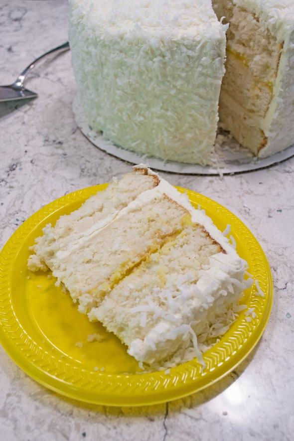 Pina Colada Cake 2