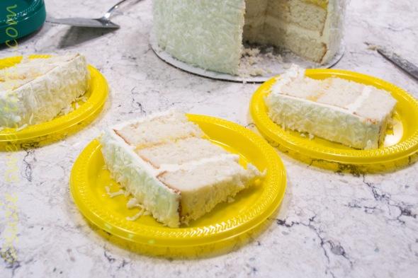 Pina Colada Cake 5