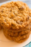 oatmeal raisinet cookies3