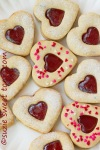 Strawberry Valentine Hearts2015