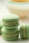 matcha green teamacarons