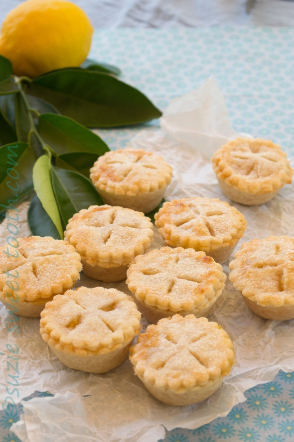 Shaker Lemon Pies