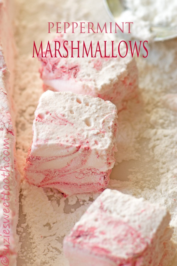 Peppermint Candycane Crush Mallows