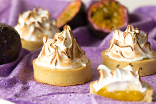 passion fruit tarts 2