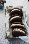 Choco Malt WhoopiePies