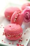 Rose Macarons 2