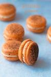 Butterfinger Macarons Suziesweettooth