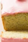 Blood Orange Loaf Cake with PoppySeeds