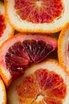 Blood Oranges closeup