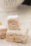 Big and Small Caramel SwirlMarshmallows