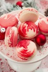 Peppermint Macarons Suzie SweetTooth