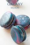 Galaxy Macarons